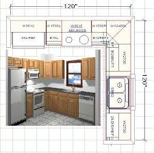 draw kitchen cabinets for design decorating