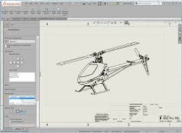 solidworks drawing inderecami drawing