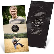 high school graduation announcement high school graduation announcements custom designs from pear tree