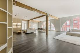 this 23 million soho loft comes with designer furniture and a