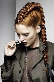 Frisuren Lange Haare Rockig by 27 Besten Außergewöhnliche Friseuren Bilder Auf Lange