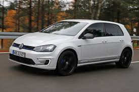 volkswagen fast car volkswagen golf gte performance hybrid prototype review road and