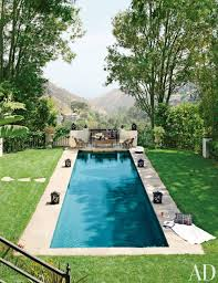 traditional pool by jeff andrews in los angeles california