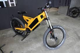 fastest motocross bike gizmodo test drives stealth bikes australian technology meets