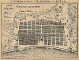 Map New Orleans New Orleans In The American Civil War Wikipedia New Orleans Home