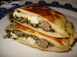 recette de cuisine turque crepe turc au fromage