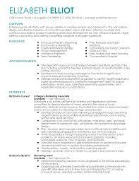 sle seo resume market research resume sles best market 2017