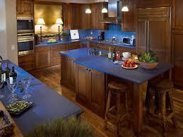 Dark Blue Kitchen Cabinets by Kitchen Decorating Blue Kitchen Appliances Blue And White