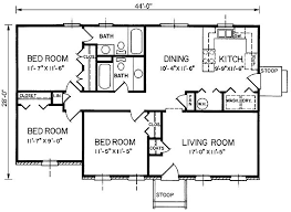 1200 sq ft 4 bedroom house plans google search floor plan