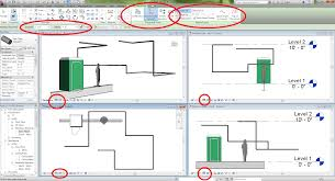 Revit Floor Plans by Revitcity Com Using Tools In The Systems Tab Revit