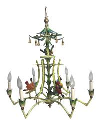 Arte De Mexico Light Fixtures by Vintage U0026 Used Green Chandeliers Chairish