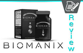 biomanix review clinically tested male enhancement pill