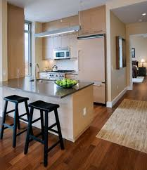 modern residential kitchen furniture design azure uptown manhattan
