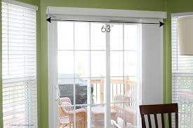 Glass Door Curtains Curtain Rods For Sliding Glass Doors 9309 Pertaining To Curtain
