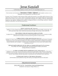 Health Insurance Resume Sample by Insurance Resume Examples Top 8 Life Insurance Underwriter Resume