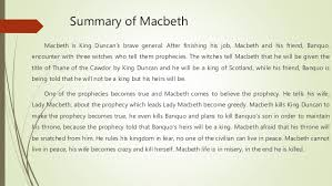 Blind Ambition In Macbeth Theme And Sub Themes In Macbeth By William