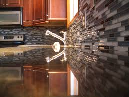 home design kitchen glass tile backsplash decor ideas and for 87