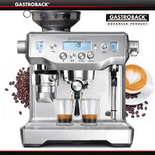 gastroback design advanced pro gastroback design espresso maschine advanced professional pro