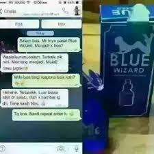 blue wizard murah original harga murah original cikza beauty shop