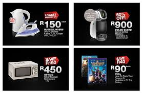black friday microwave deals best black friday deals in south africa