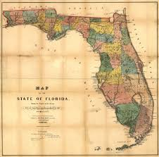 Clermont Fl Map Antique Florida Maps My Blog