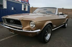 mustang convertibles for sale 1968 ford mustang convertible for sale by owner sacramento ca