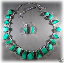 turquoise necklace set images Necklaces jewelry jpg