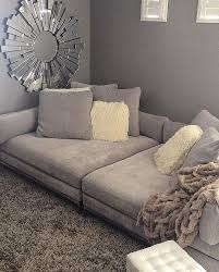 deep seated sectional sofa deep seated sectional couches oversized extra deep sectional nice