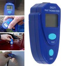 paint thickness gauge ebay