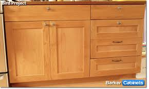 Unfinished Shaker Style Kitchen Cabinets by Shaker Alder Rta Cabinets
