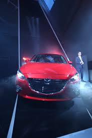 mazda 6 or mazda 3 new mazda 3 pictures revealed new mazda 3 revealed front grille