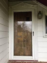 Exterior Doors Columbus Ohio Replacing A Wood Door With Fiberglass Front Entry Refresh In