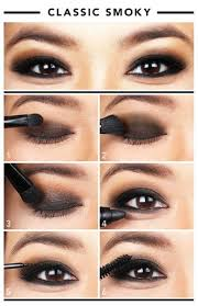 eyeshadow tutorial for brown skin brown eyeshadow tutorials for a more seductive look women daily