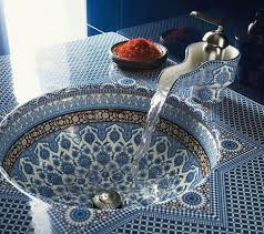 moorish architecture ceramic items with a stunning design inspired by moorish