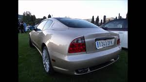 maserati cambiocorsa body kit george clooney u0027s maserati 4200 gt youtube