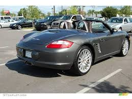 porsche slate grey 2008 slate grey metallic porsche boxster 16331730 photo 20