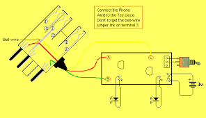 wiring diagram a selection of phone line wiring diagram how to