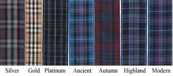 tartan ribbon modern pride of scotland ribbon pride of scotland tartan ribbon