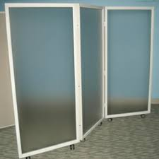 Privacy Screen Room Divider Mobile Partition Privacy Screen Panel Room Divider Tackable