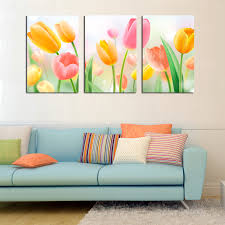 Home Decor Online Shopping Cheap Compare Prices On Wall Decor Poster Tulip Online Shopping Buy Low