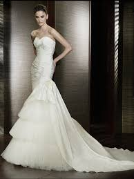 mermaid wedding dresses 2011 sweetheart neckline with applique decoration custom made new 2011