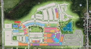 site plan amenities map mason homes