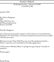 ideas of thank you letter sample job offer for download resume