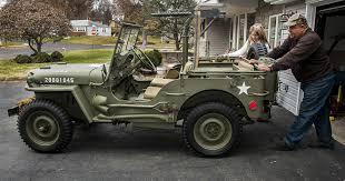 military police jeep lower southampton man sells world war ii jeep to active duty u s