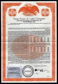 texas power and light company texas power light company first mortgage bond 5 99 picclick