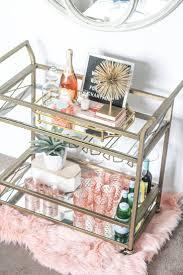Best 25 Bar Cart Styling Ideas On Pinterest Bar Cart Bar Cart