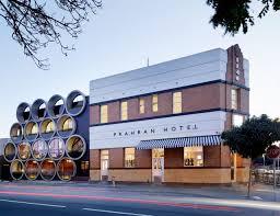prahran hotel techne architecture interior design archdaily