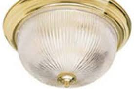 Kitchen Dome Light by How To Remove A Light Fixture Apartment Therapy