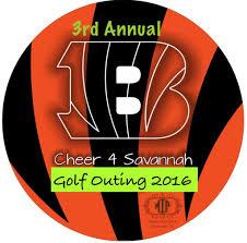 cheer 4 savannah bengals golf outing cincigolf com