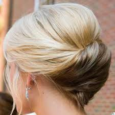 side buns for shoulder length fine hair 25 classy updos for thin hair hairstyle insider